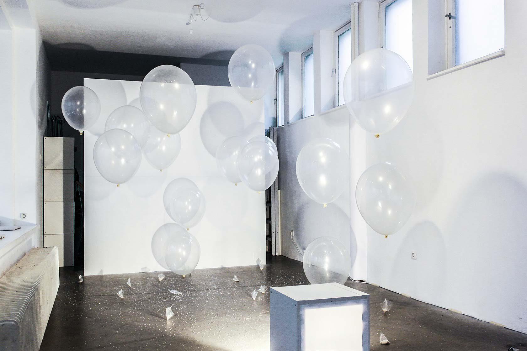 Early Fifteen Days, Installation von Jihae An
