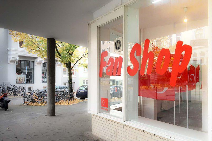 Neu in Kiel: Fanshop