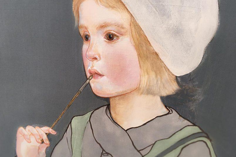 In der Ausstellung sind vorwiegend neue Arbeiten von Ekaterina zu sehen!