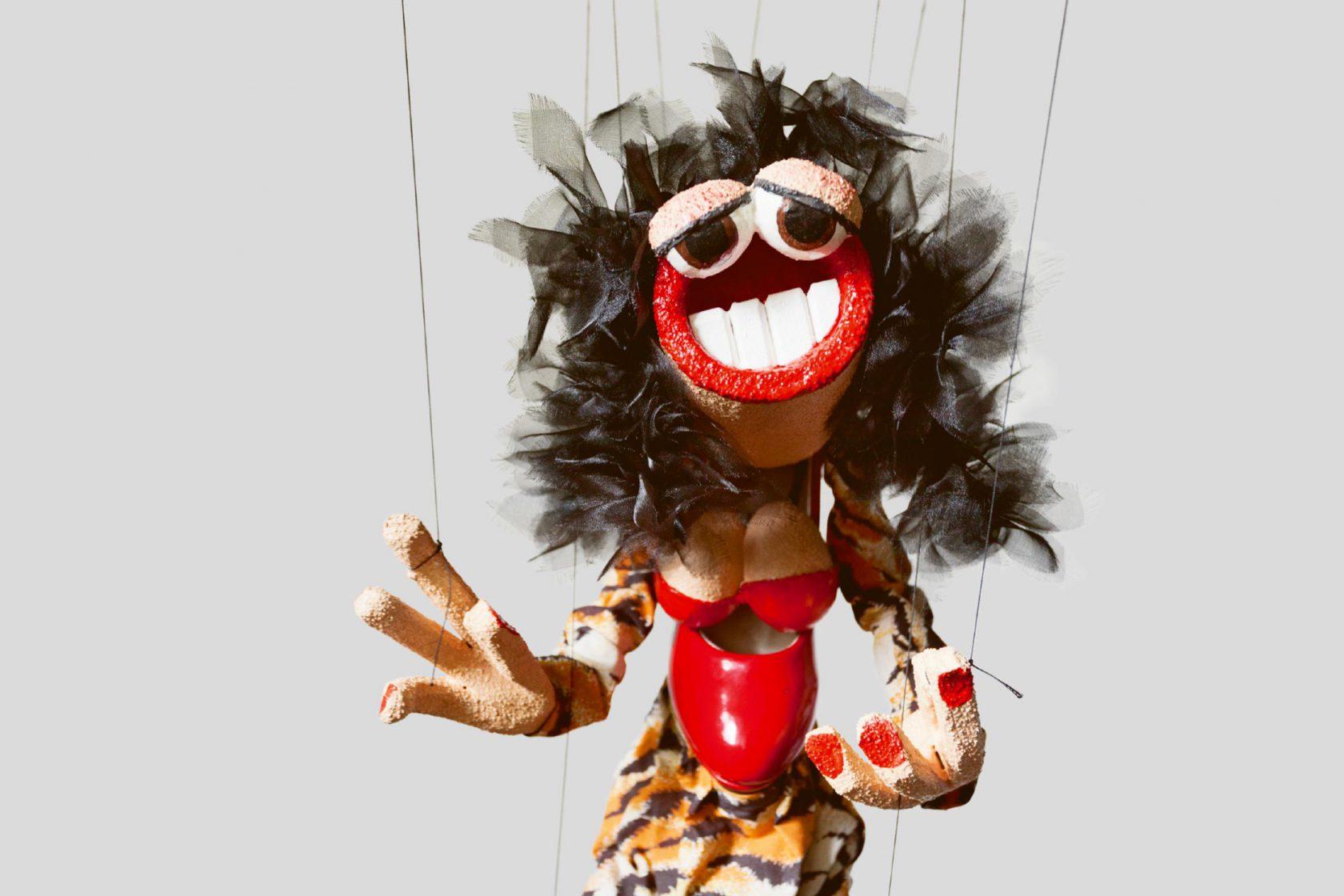 Marionette von Peter Beyer