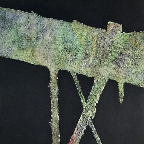 Britta Bromba, Vamos a Casa, 30 x 30 cm, Acryl - Aquarell - Kreide, € 125,00